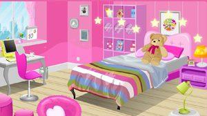 เกมส์แต่งบ้าน แต่งห้องนอน Cutie Yukis Bedroom
