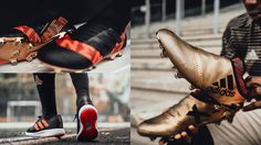 adidas Football เปิดตัวรองเท้า Nemeziz 17+ 360 AGILITY และ Skystalker X17+ 360 SPEED