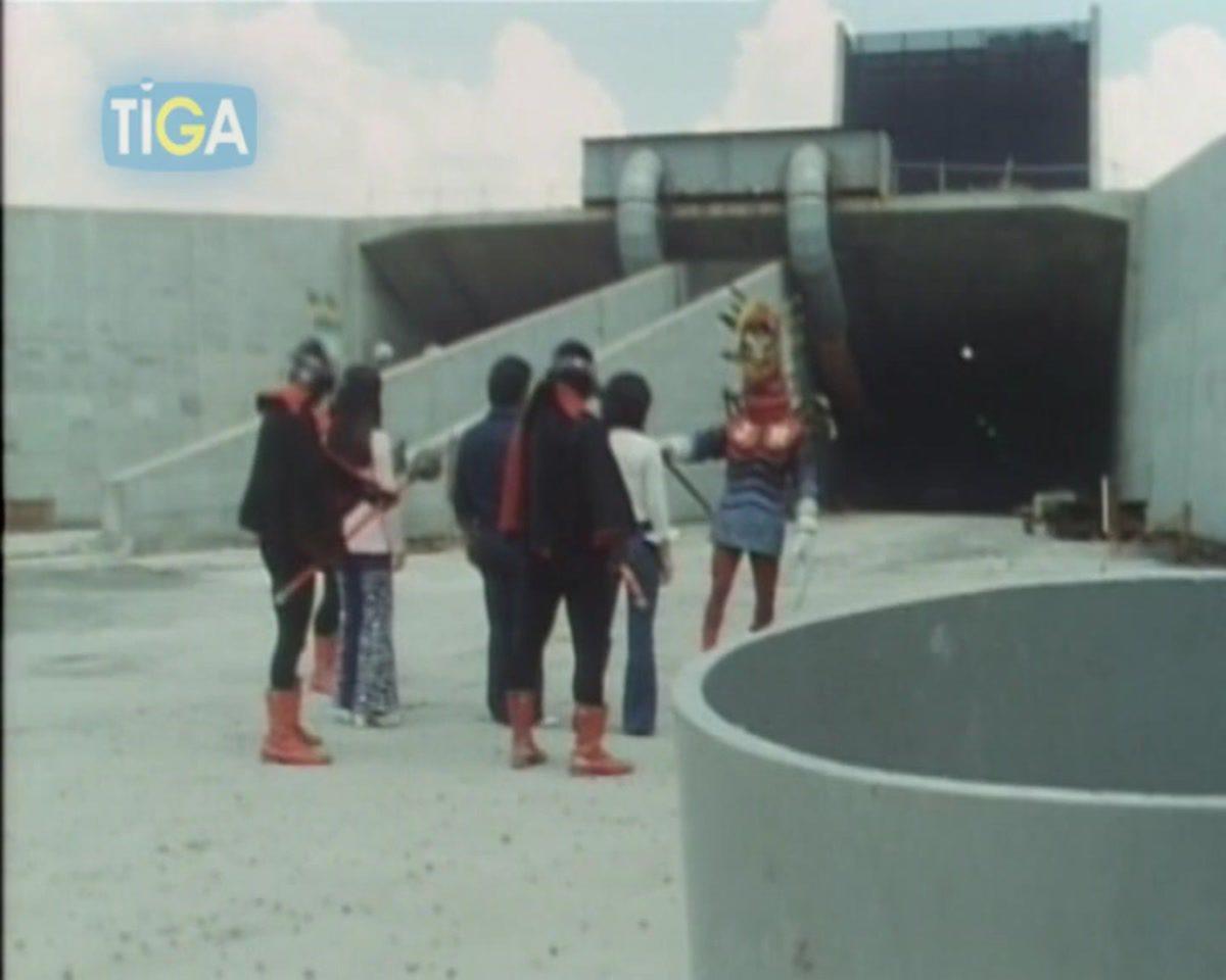 Masked Rider X ตอนที่ 35-2
