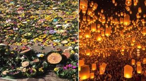 MThai ข่าวภาคซ่าส์ ยำดราม่ามาทุกปี ในประเพณีลอยกระทง