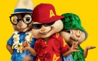 Alvin and the Chipmunks : Chipwrecked แอลวินกับสหายชิพมังค์จอมซน 3