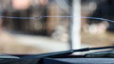 กระจกรถแตก หรือร้าว รีบซ่อมทันที อย่าปล่อยทิ้งไว้นาน