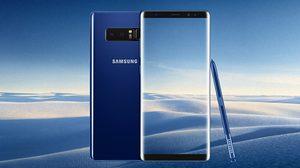 Samsung ต้อนรับช่วงเทศกาลด้วย Galaxy Note 8 สี Deepsea Blue วางขายจำนวนจำกัด เริ่ม 1 ธันวาคมนี้