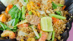 สูตร ข้าวผัดรถไฟ เมนูในตำนานอร่อยที่สุดในโบกี้