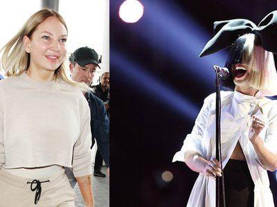 ถอดหน้ากากวิกผม Sia (เซีย เฟอร์เลอร์) นักร้องดัง เผยหน้าจริงในรอบหลายปี