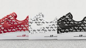 Nike Air Force 1 Low Logo วางจำหน่าย 19 สิงหาคมนี้ ราคาเพียง 3,000 บาท เท่านั้น