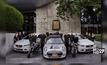 BMW จัดพาหนะรับส่งประชาชนเข้าสักการะพระบรมศพ