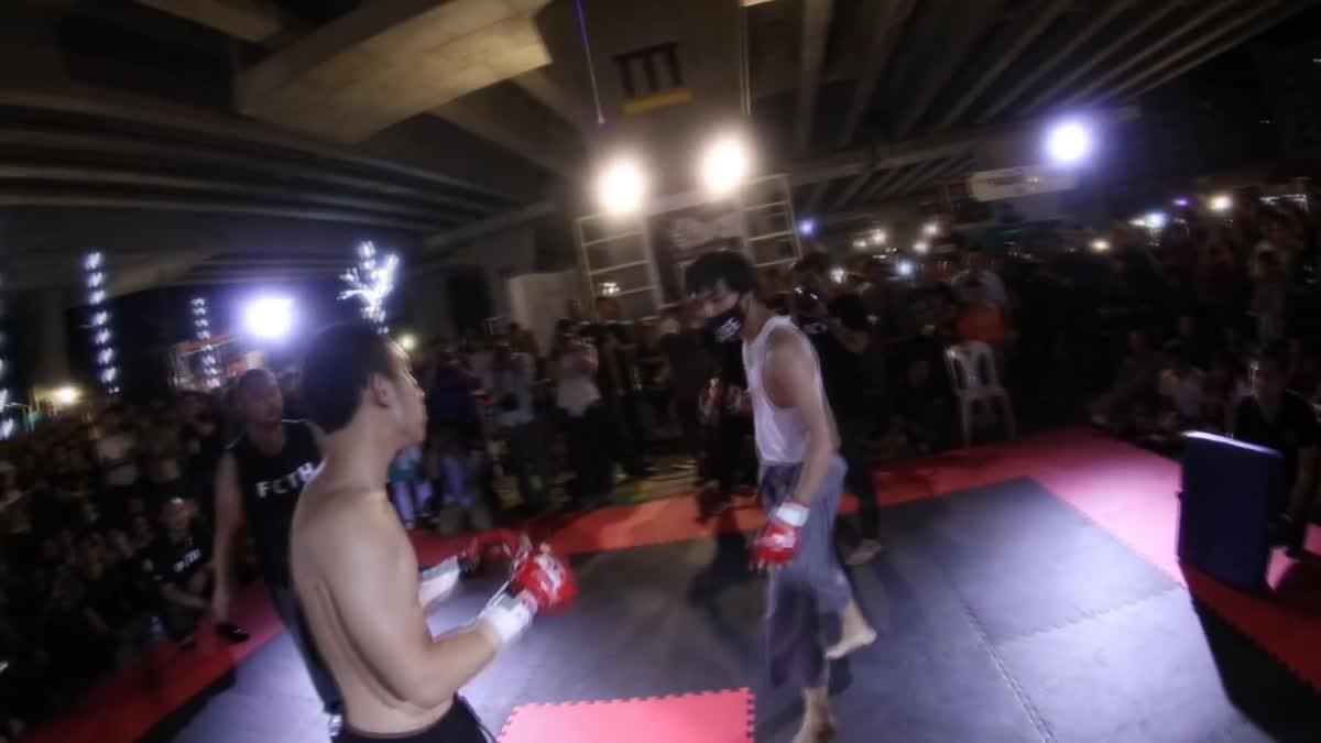 Fight Club Thailand ประชาชน BRZ x B lee คู่ที่ 102