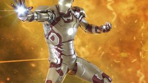 Iron man 3 LIFE SIZE FIGURE ใหญ่สะใจเท่าตัวจริง ราคาหลักแสน