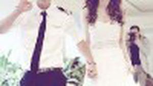 งานแต่ง ตั๊ก บริบูรณ์ กับแฟนสาว เอลซี่ วิวาห์อารมณ์ดี
