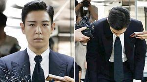 ท็อป BIGBANG ถูกตัดสินจำคุก 10 เดือน รอลงอาญา 2 ปี จากคดีเสพกัญชา!