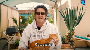 The Mother of 800 Cats