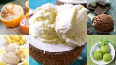 10 สูตรไอศกรีมโฮมเมด แค่มีตู้เย็นก็สามารถทำได้