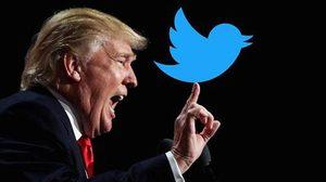 Twitter แอพเดียวในไอโฟนของ โดนัลด์ ทรัมป์ ผู้นำสหรัฐ