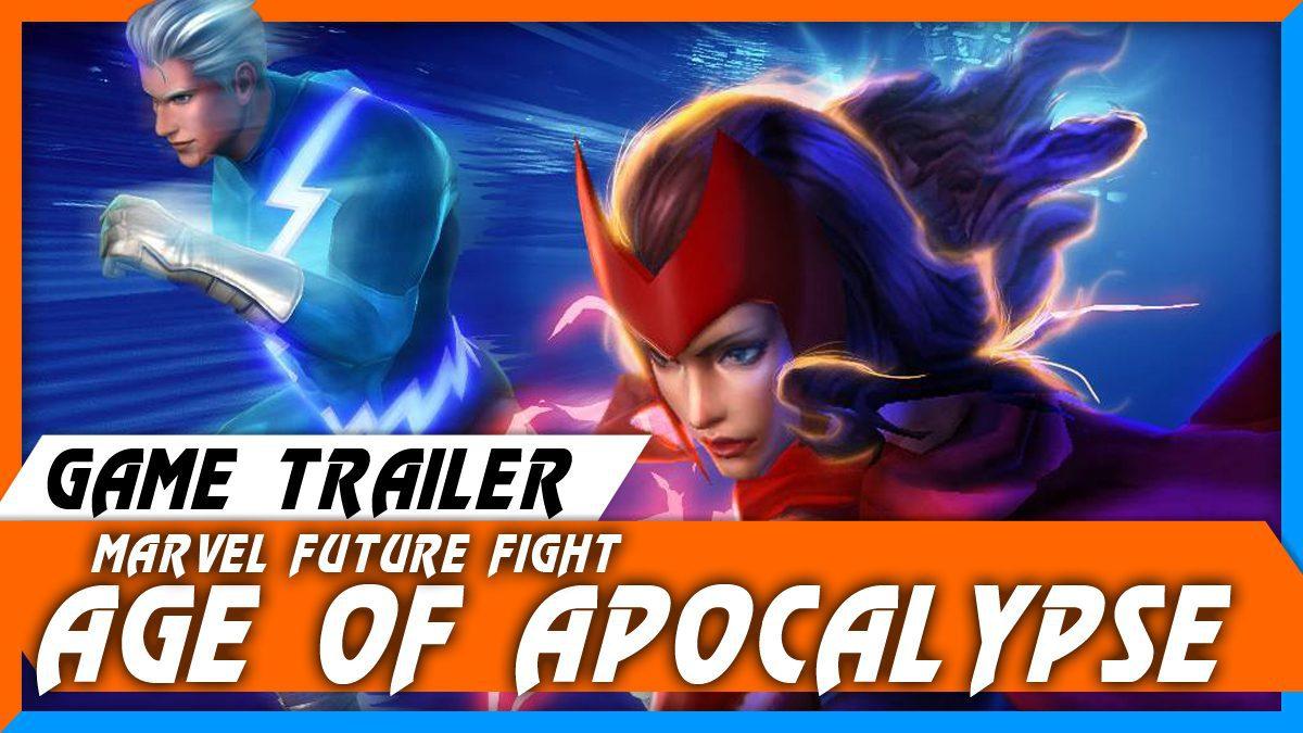 MARVEL Future Fight Age of Apocalypse [ตัวอย่างเกม]