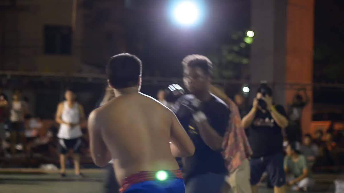 Fight Club Thailand. ตอง x โชค คู่ที่ 55