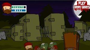 เกมส์ต่อสู้ ผีดิบซอมบี้ Zombie Attack Again