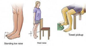 5 วิธี ออกกำลังกายที่เท้า แต่ช่วยลดอาการ ปวดหลัง ปวดเข่า