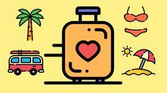 ทริคการจัดกระเป๋าเดินทาง มือใหม่ควรรู้ - ไม่ต้องห่วงหน้าพะวังหลัง