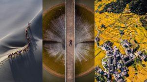 11 ภาพถ่ายจาก โดรน ยอดเยี่ยม ประจำปี 2016 ที่ผ่านมา