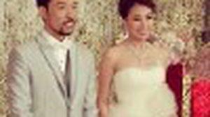 งานแต่งงาน ซี ฉัตรปวีณ์ กับ ก้อง อดิศักดิ์ ที่โรงแรมโอเรียนเต็ล