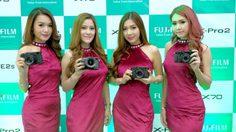 ฟูจิฟิล์ม แนะนำกล้องมิลเลอร์เลสระดับไฮเอนด์ รุ่นใหม่ X-Pro2