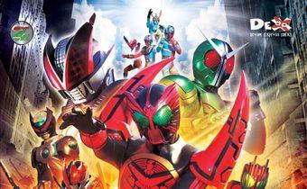 Let's Go Kamen Rider มาสค์ไรเดอร์รวมพลังผ่ามิติกู้โลก