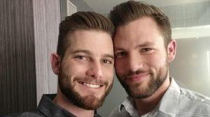 ฺBoyfriendtwin คู่รักชายที่หน้าตาเหมือนกันยังกะฝาแฝด