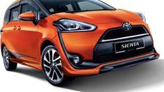 Toyota Sienta Aero Kit ชุดแต่งเสริมสเปค มาเลเซีย