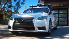 Toyota ประกาศ ทดสอบ ระบบ รถขับเคลื่อนด้วยตัวเอง แล้ว