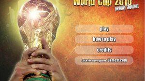 เกมส์ฟุตบอล World Cup Penalty 2010