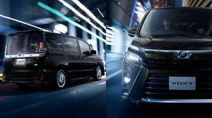 Toyota ปรับโฉมเหล่า 3 รถตู้มินิ จำหน่ายแล้วที่ ประเทศญี่ปุ่น