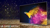 LG เผยโฉม SUPER UHD TV ที่สุดแห่งความสมจริงบนหน้าจอขนาดใหญ่อัดแน่นด้วยคุณภาพ
