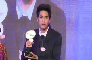 [HD] พี่มากพระโขนง - คู่กรรม - ต้มยำกุ้ง 2 ได้รับรางวัล MThai Top Talk Movie 2014