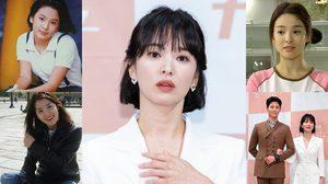 ย้อนวัยใส ซองเฮเคียว (Song Hye Kyo) กับ 10 เรื่องราวน่าสนใจของเธอ นอกจากความสวย