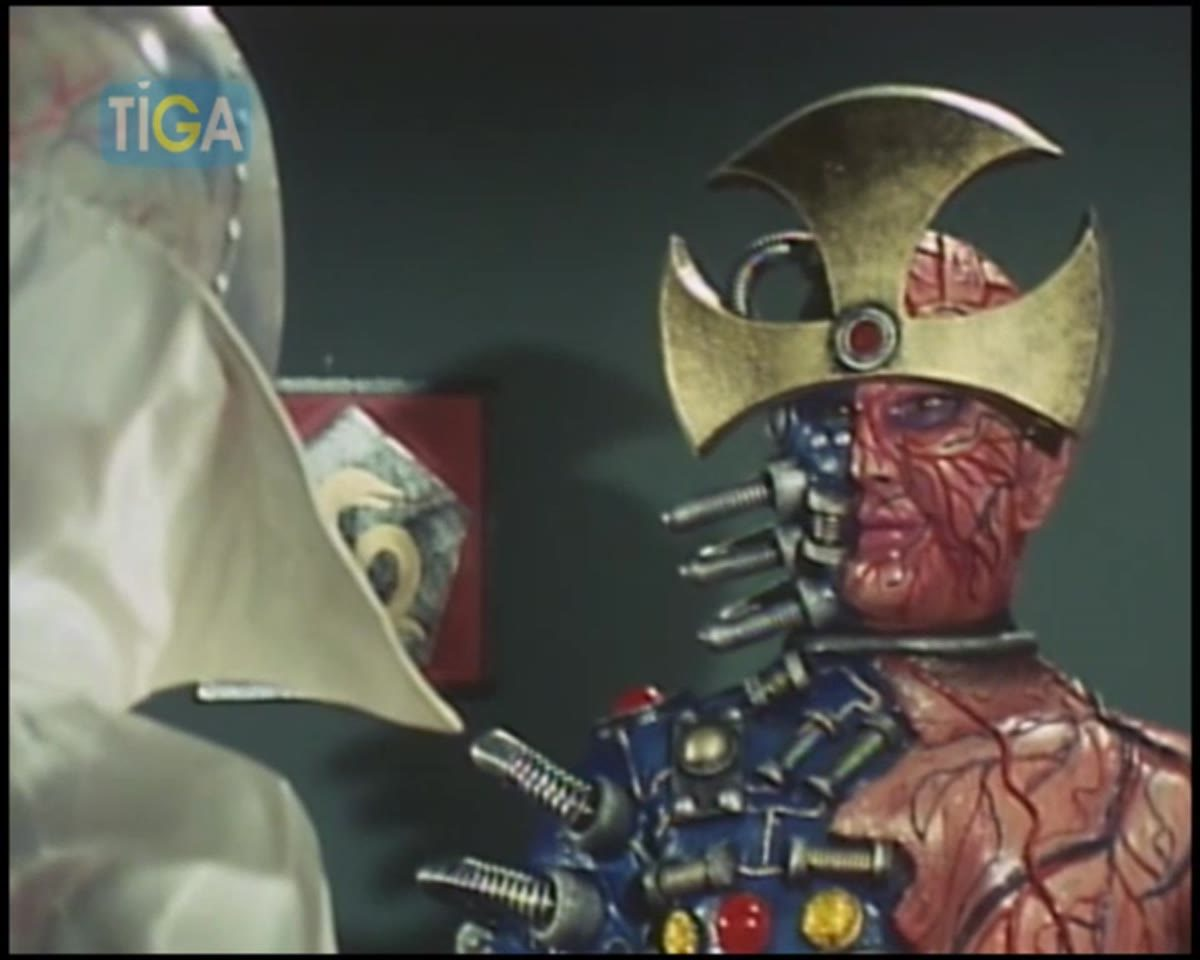 Masked Rider Stronger ตอนที่ 36-1