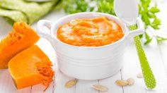 วิธีทำ ฟักทองบด เมนูอาหารเสริมดีๆ ของวัยทารก