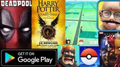 รายชื่อคอนเทนต์ที่ได้รับความนิยมมากที่สุดบน Google Play ประจำปี 2016 จากผู้ใช้งานทั่วโลก