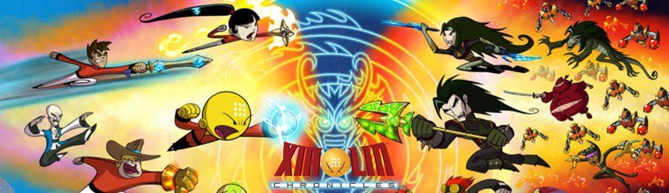 Xiaolin Chronicles เณรจิ๋วจอมซนผจญภัยสุดขอบโลก