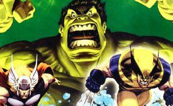 Hulk Versus Thor and Wolverine (Marvel 6)