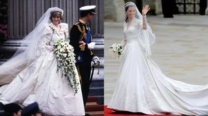 ย้อนชมความงดงาม 13 ชุดแต่งงานเจ้าหญิงราชวงศ์อังกฤษ ก่อนจะถึงวันของเมแกน มาร์เคิล