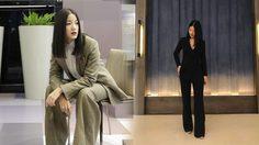 เจ้าแม่ชุดสูท แพม สิตามนินท์ กับ 10 ชุดสุดเท่ ในสไตล์ เวิร์คกิ้งวูแมน