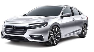 Honda Insight 2018 รถต้นแบบ ใหม่ เตรียมเผยโฉมที่สหรัฐฯ ภายในปีนี้