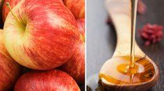 สูตรลับ!!! น้ำผึ้ง + แอปเปิ้ล ลดรอยสิวด้วยวิธีธรรมชาติ