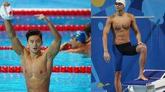 ผู้หล่อบอกด้วย! หนิง เจ๋อเตา ฉลามหนุ่ม ทีมชาติจีน ของดีริมสระ การแข่งขัน โอลิมปิก 2016