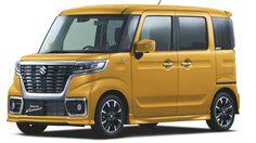 Suzuki เผยโฉม New Spacia รถกล่อง สุดน่ารักล็อตใหม่