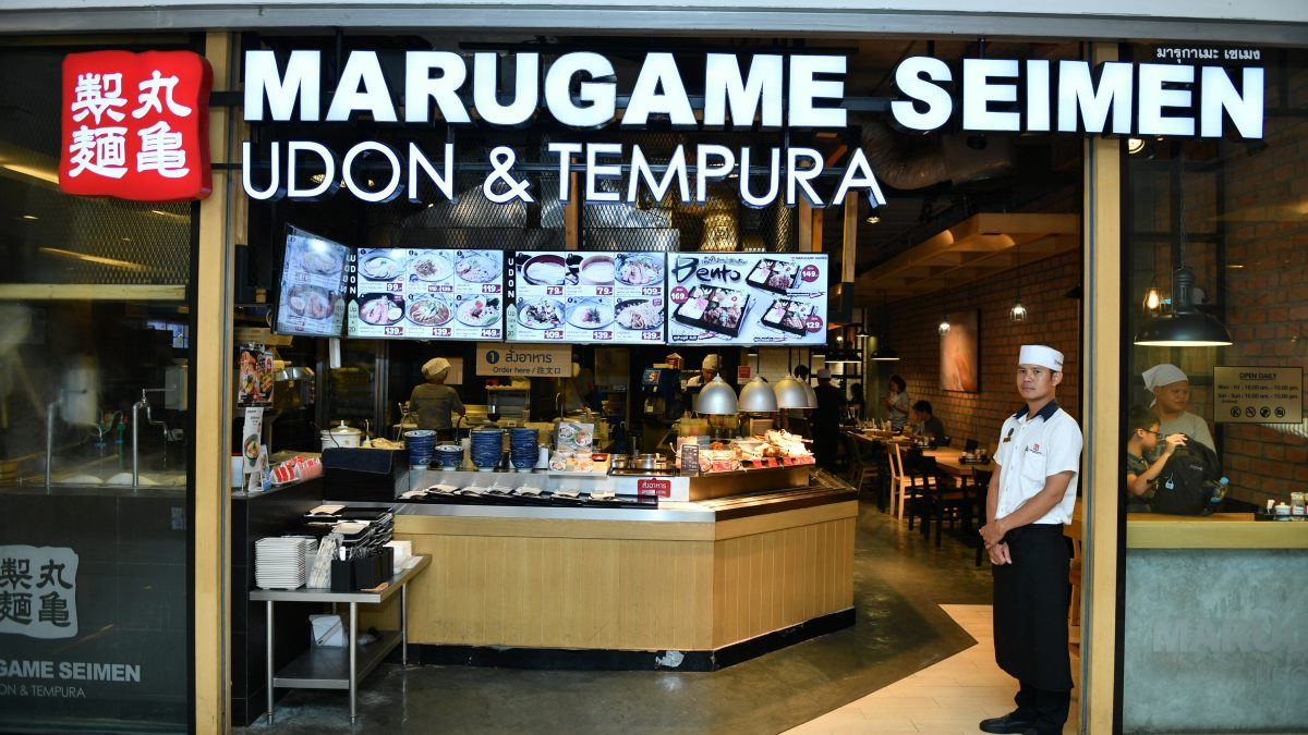 มารุกาเมะ เซเมง  ร้านอาหารสไตล์ญี่ปุ่น เอาใจคนชอบเส้น ชวนชิมเมนูฮิตรับลมหนาว