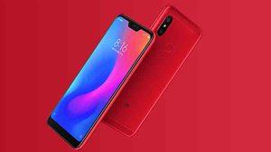 Xiaomi เปิดตัว Redmi 6 Pro มาพร้อมหน้าจอรอยบาก อัตราส่วน 19:9 แบตเตอรี่ 4,000 mAh