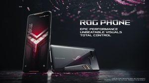 Asus เปิดตัว ROG Phone สมาร์ทโฟนเกมมิ่ง พร้อมอุปกรณ์เสริมชุดใหญ่