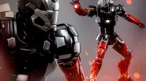 สินค้าใหม่ MMS Dicast IRON Man 3 Mark XXII HotRod จาก HotToys